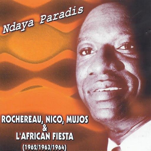 Nico альбом Ndaya paradis: 1962 / 1963 / 1964 (feat. L'African Fiesta)