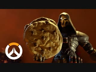 These cookies are for santa! - - tracer's on cookiewatch dutycan she keep a naughty reaper