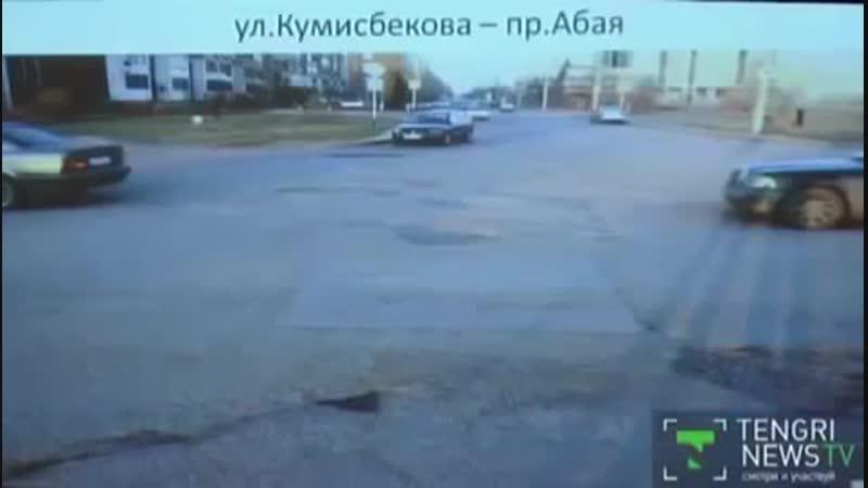 Причина плохих дорог в ШИПОВАННОЙ РЕЗИНЕ, Назарбаев поверил