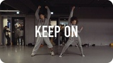 Keep On - Kehlani Youjin Kim Choreography