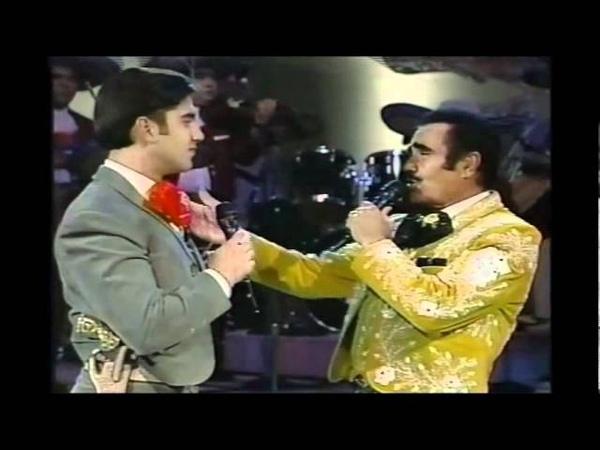 1994 ›› Vicente y Alejandro Fernández - Que Pregunta Muchacho