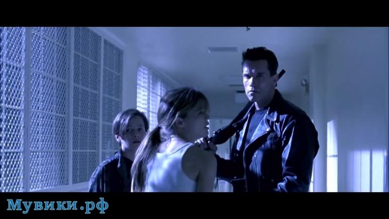 Заварушка в психбольнице — «Терминатор 2_ Судный день» (1991) сцена 5_10 QFHD