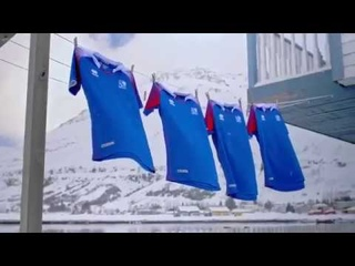 This is how ICELAND Revealed their WORLD CUP 2018 KIT - Awesome Commercial