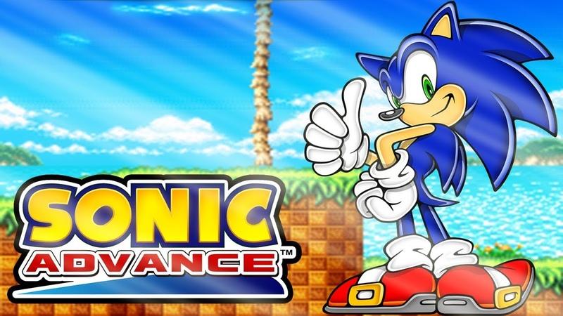 [TAS] Sonic Advance - Runthrough as Sonic