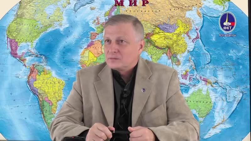 Warum Russland den Westen zur Weltfrieden aufruft (Valeriy Pyakin 2018.11.05)