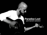 Permanent Solution Paradise Lost Acoustic Cover