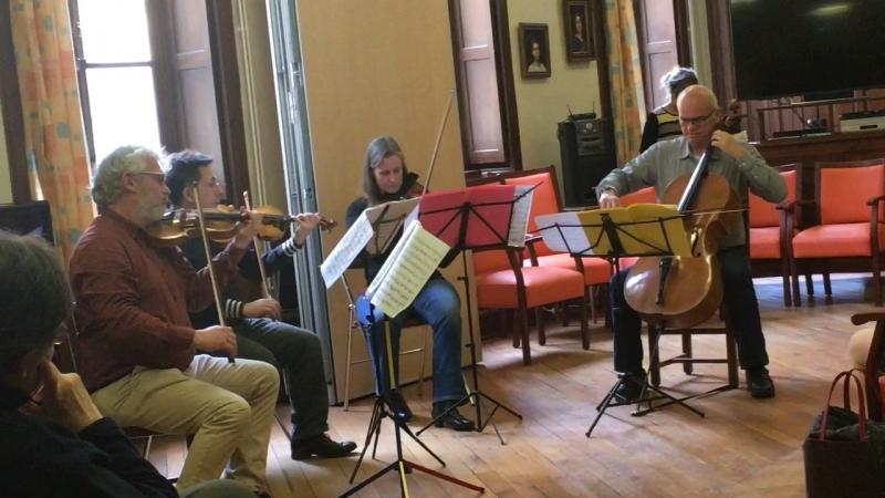 Concert de l'association Papageno