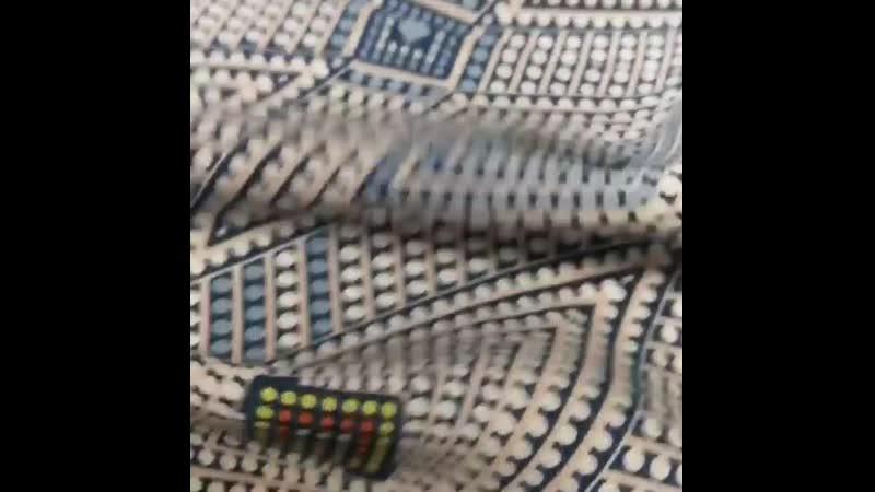 Вискоза производство Италия.❤ . Все подробности в видео , листайте карусель. . Ширина 1.45м Состав вискоза, эластан Цена 870 р/