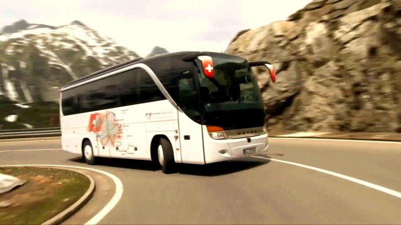 Modern Talking - Angie's Heart. Magic walking travel bus babe dance remix