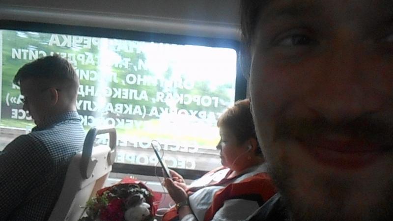 Мини интервью с Андреем анархистом поэтом песенником ВидеоМИГ