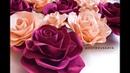 1.Тема: О материале -Ростовые цветы (из изолон,фоамиран)
