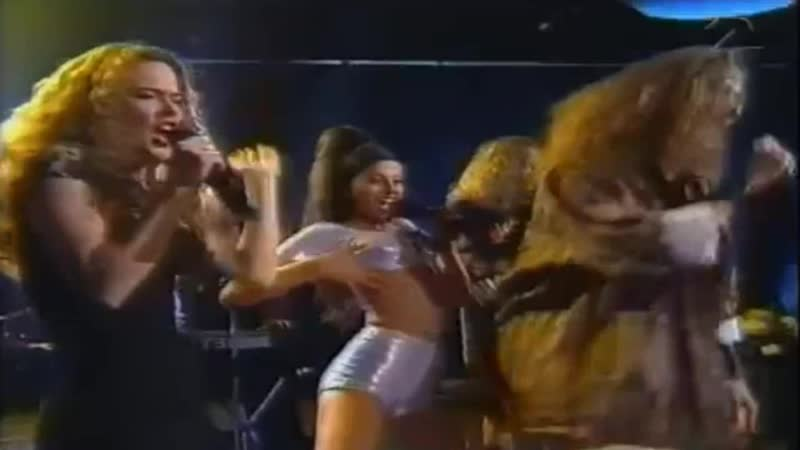 E-Type - This Is The Way (Live Concert 90s Exclusive Techno-Eurodance SVT TV)