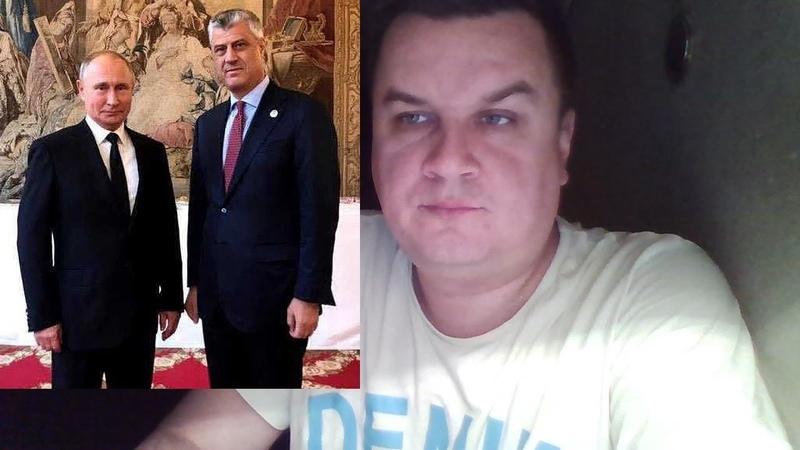 В Кремле подтвердили, что Путин провел разговор с Тачи в Париже