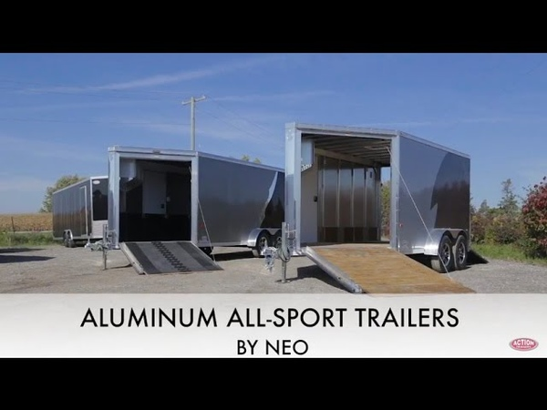 NEO All-Sport Trailer - ACTION TRAILER SALES