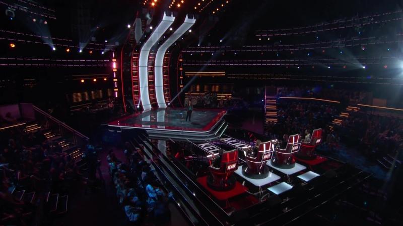 Sharane Calister - Make It Rain - The Voice USA 2018 - Season 14 - Blind Auditions