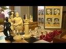Курганец коллекционирует шахматы некоторые настолько необычны что играть ими п