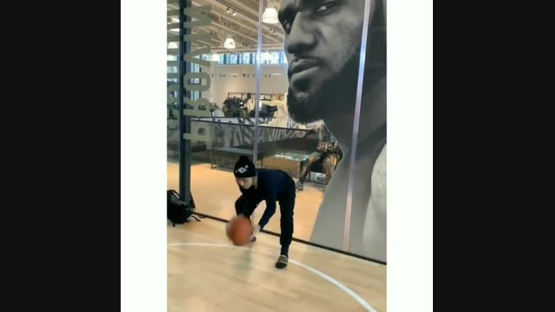 Play Basketball