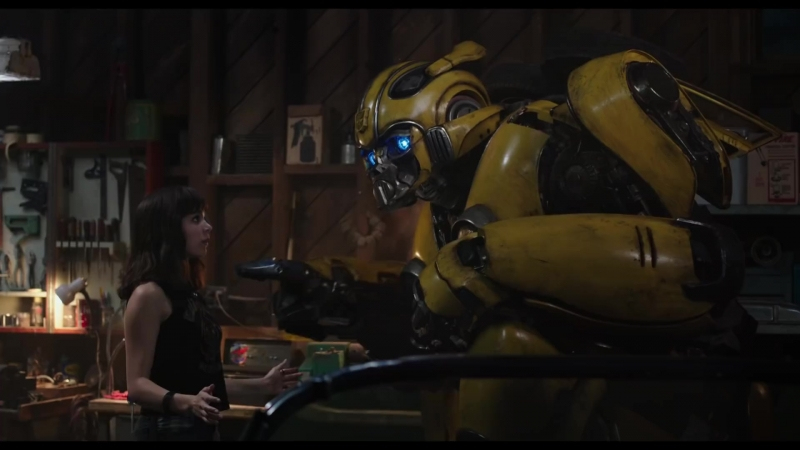 Bumblebee (2018) — New Official Trailer by Paramount Pictures [TOYZ]