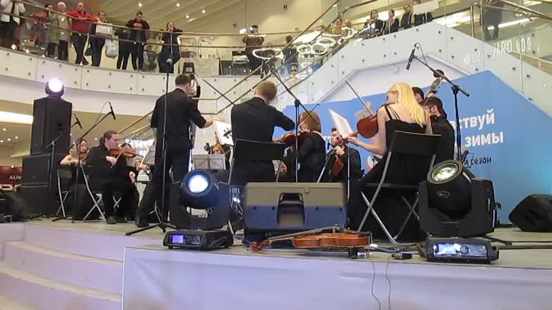 Камерный оркестр молодёжного театра на булаке_ч.2