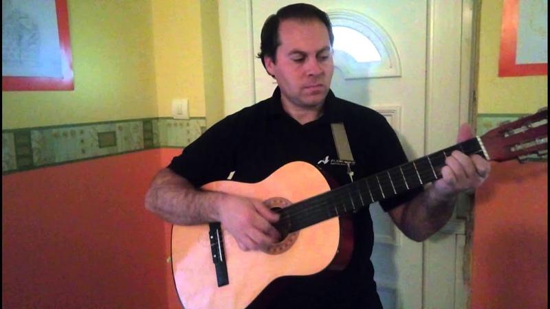 RÉGI CIGÁNY NÓTÁK Gitár Fingerstyle Nyári Róbert