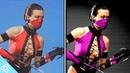 Behind the Scenes - Mortal Kombat 3 rare footage