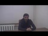 Задержание и допрос боевика ИГИЛ (запрещенная в РФ организация), сотрудничавшего с СБУ