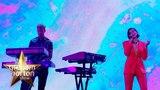 Calvin Harris &amp Dua Lipa - One Kiss (Live)