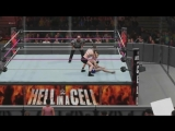 Ronda Rousey Vs Holly Holm - HIAC Match Hell In A Cell 2018