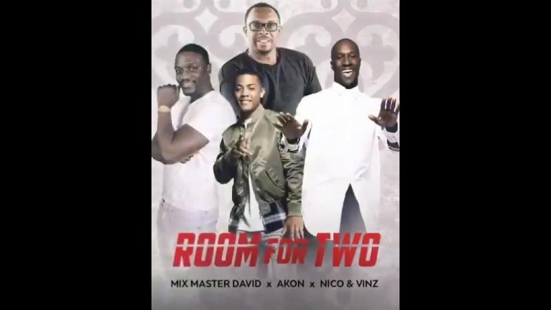 Akon - Room For Two (feat. Nico Vinz) Teaser