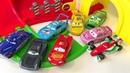 Мультики для Малышей Учим Цвета Тачки Дисней Гонки Машинки Развивающий Мультфильм
