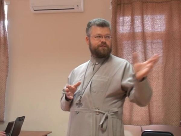 О. Андрей Дудченко. Молитвенная практика и литургическое творчество