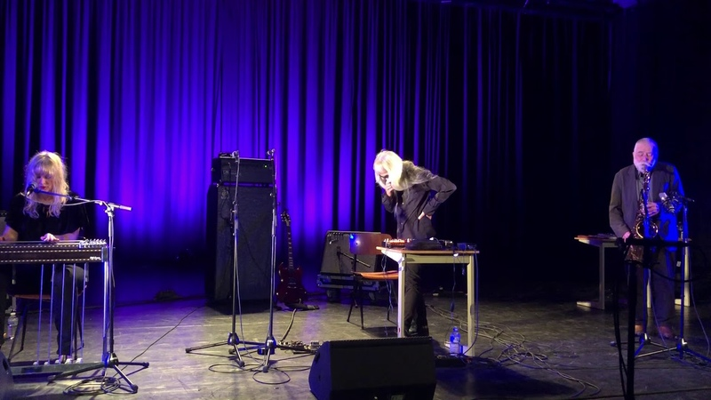 Peter Brötzmann - Heather Leigh - Keiji Haino (Live @ De Studio, Antwerp, April 1st, 2018) » Freewka.com - Смотреть онлайн в хорощем качестве
