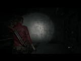 Resident Evil 2 (2019 Remake)_ 10 Minutes of Claire Redfield Gameplay