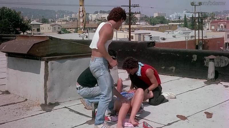 бдсм сцены(bdsm, похищение, бондаж, изнасилования,rape) из фильма The Executioner Part II - 1984 год