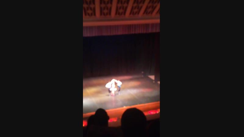 Калмыкский танец. Танцы народов мира. Балет Игоря Моисеева