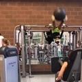 Barstool Sports on Instagram Takes 10 scoops of Preworkout @zeroblog30 (via @jakedupe8 )