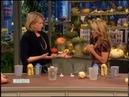 Halloween Gourd Candles ⎢Kelly Ripa ⎢Martha Stewart