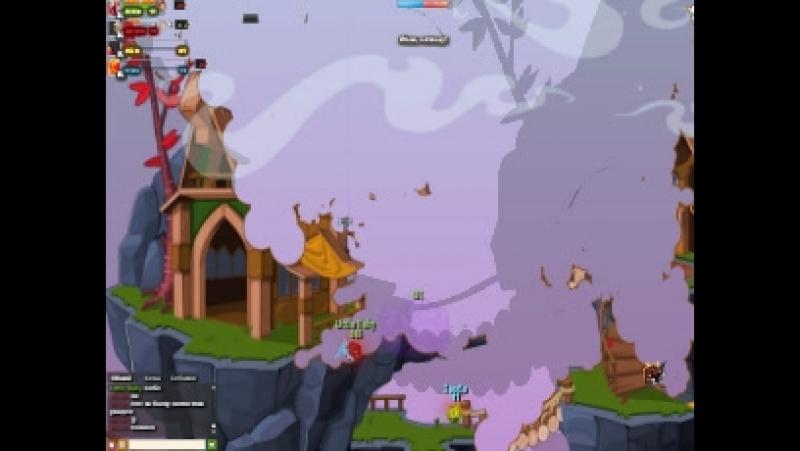 Вормикс: Я vs Ассасин Пылающие зомби (74 уровень)