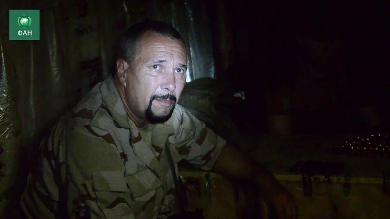 С уходом Мамая мы осиротели: бойцы «Пятнашки» почтили память погибшего в Донбассе командира