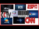 As nove 9 TV's mais poderosas A Globo golpista está ENTRE elas e graças a quem InfoDigit PC