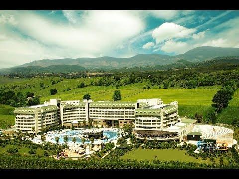 пляжимира.рф - Amelia Beach Resort Hotel Spa 5*, Турция, Сиде, Кызылот