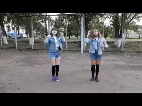 HOT PINK TWICE CHEER UP dance cover