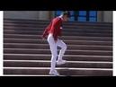 Танец на ступеньках Залип