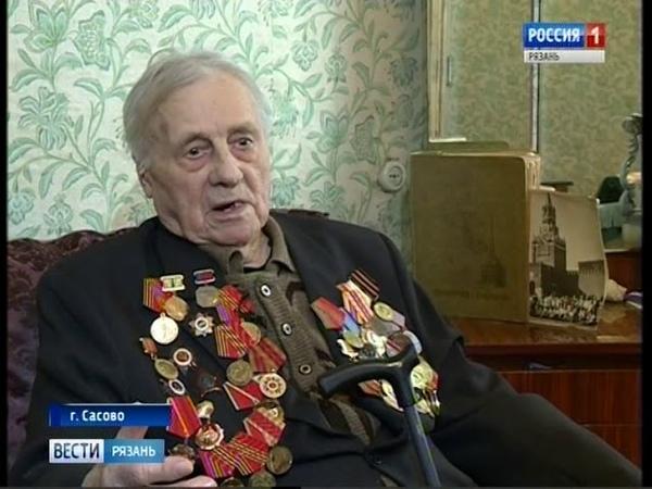 Вековой юбилей отмечает сегодня сасовец Михаил Воронин г Сасово