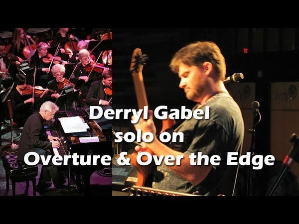 Over the Edge Guitar solo ( in the spirit of Allan Holdsworth and Shawn Lane )
