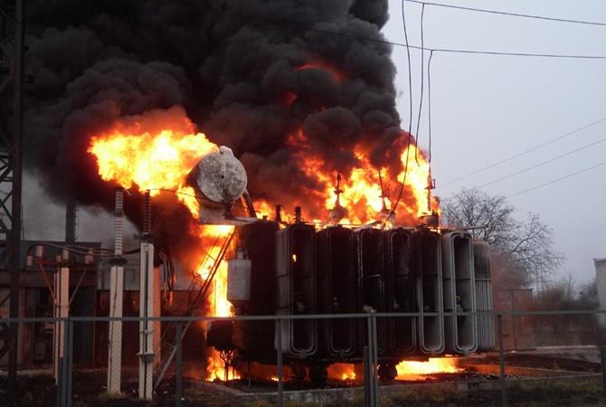 Борьба с трансформаторными пожарами