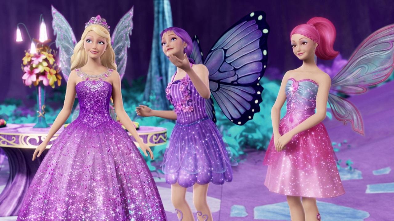 Descargar barbie rapunzel castellano torrent