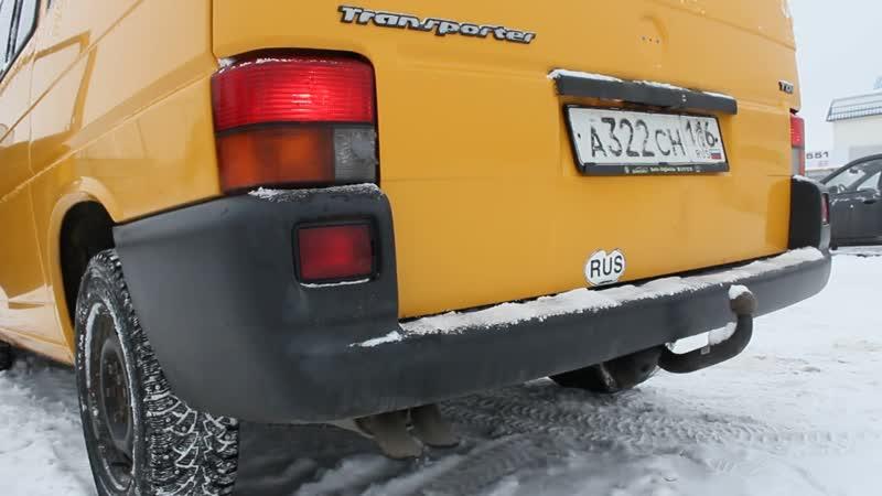 2000 Фольксваген Транспортер (Т4). Обзор (интерьер, экстерьер, двигатель)
