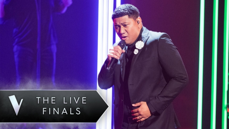Chang Po Ching - Happy (The Voice Australia 2018)
