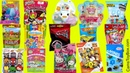 Blind Bags Opening Disney Marvel Palace Pets Hello Kitty Peanuts Care Bears Squish Dee Lish Toys